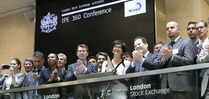 IPE 360 Conference at London Stock Exchange, 10 June 2016